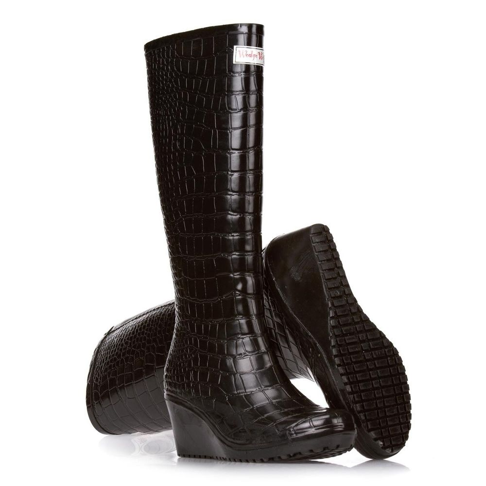 Wedge Welly, Man Eater Platinum £44.99