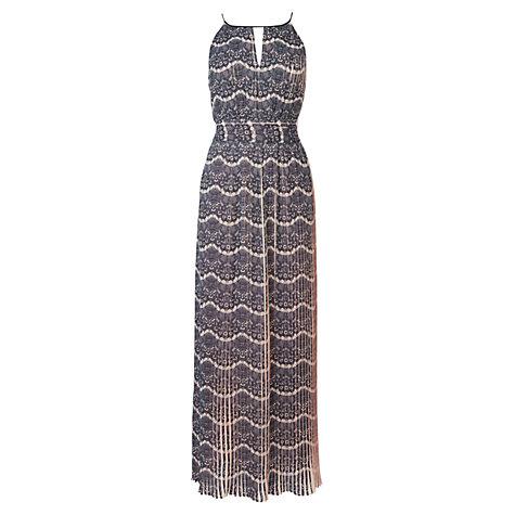 Karen Millen, pleated Maxi dress £250
