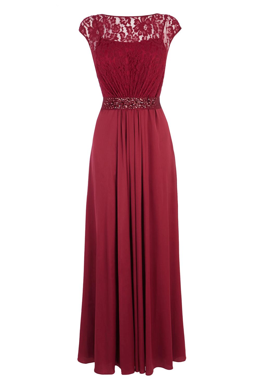 Coast, Lori Lee Lace Maxi dress £175