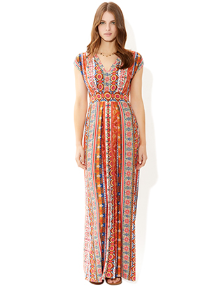 Monsoon, Dannii Printed Maxi Dress £79
