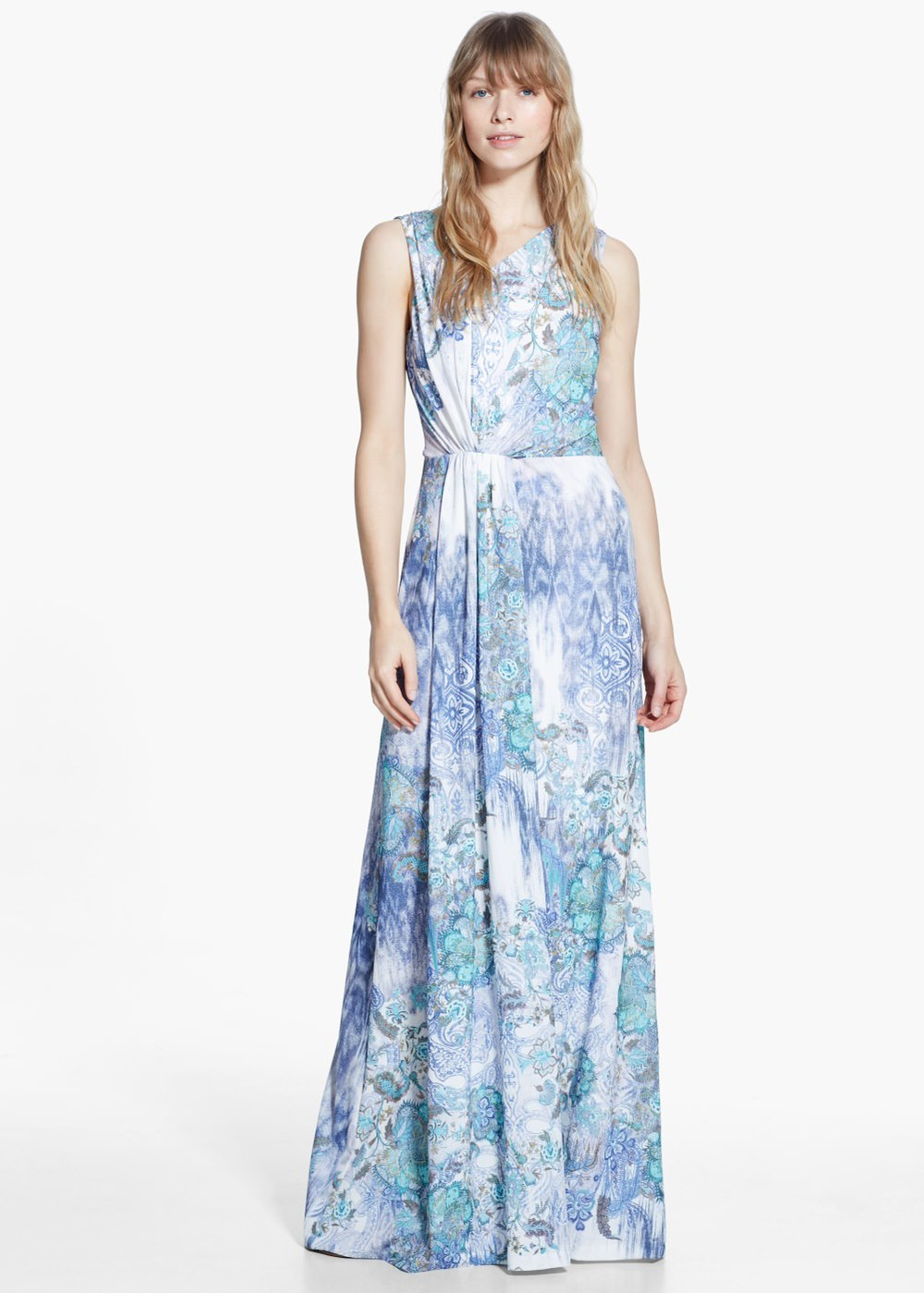 Mango, Printed Gown £44.99