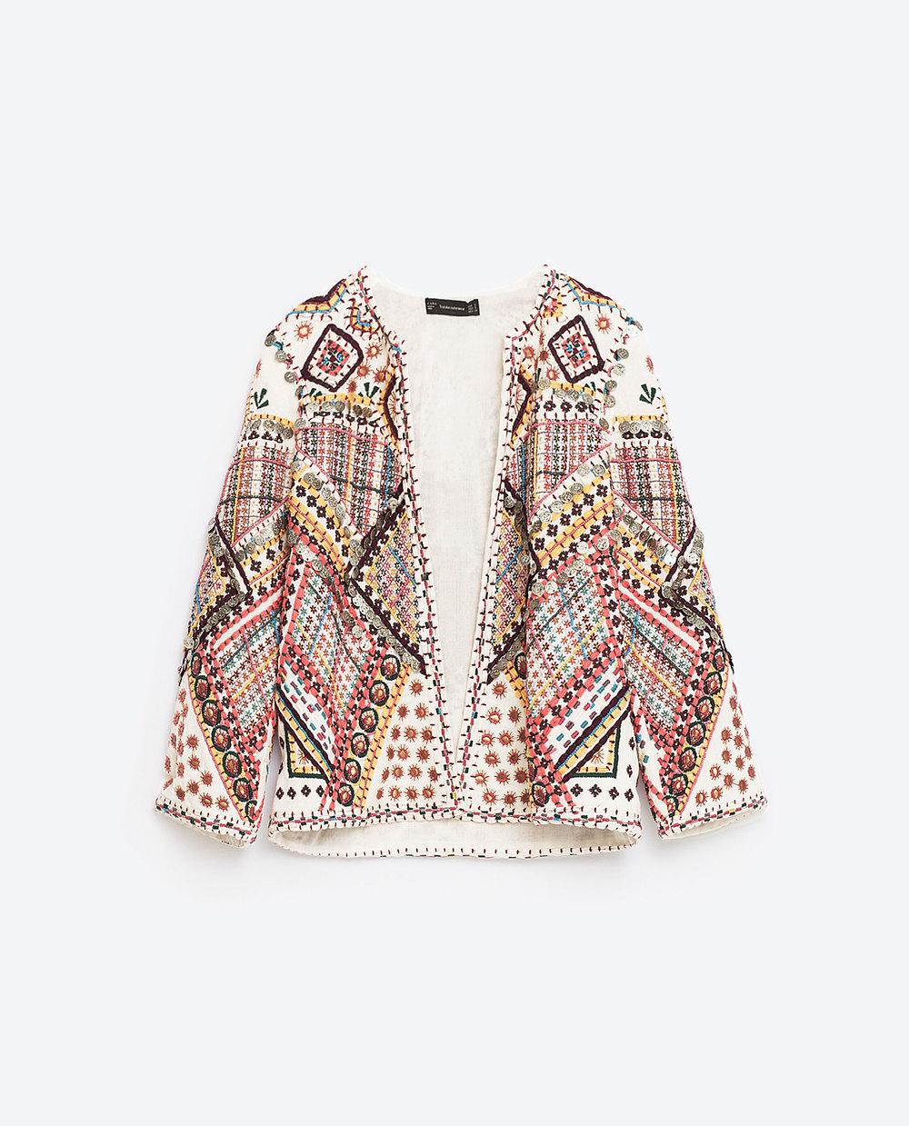 Zara, £89.99