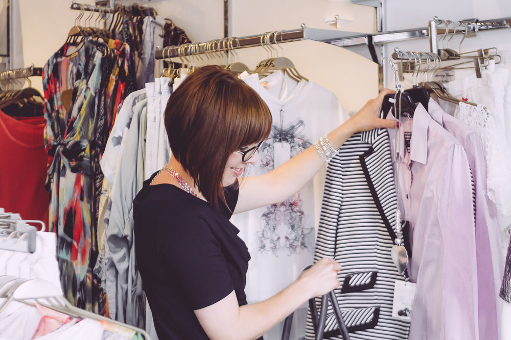 WARDROBE CONSULTATIONS - To give you all the style foundations you need to transform your wardrobe.