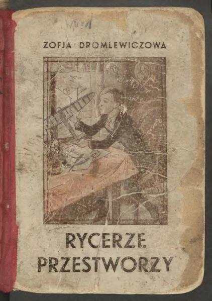 Knights of the Skies, a children's 1935 tale by Polish author, Zofia Dromlewiczowa