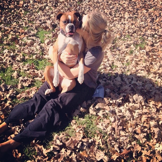 I misses da Roux Pie Pawfulstein 😫😩😩😩😫 #missmypup–posted by atxfitness_tdl on Instagram