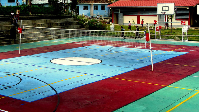 Curahuasi, Multi-purpose Court