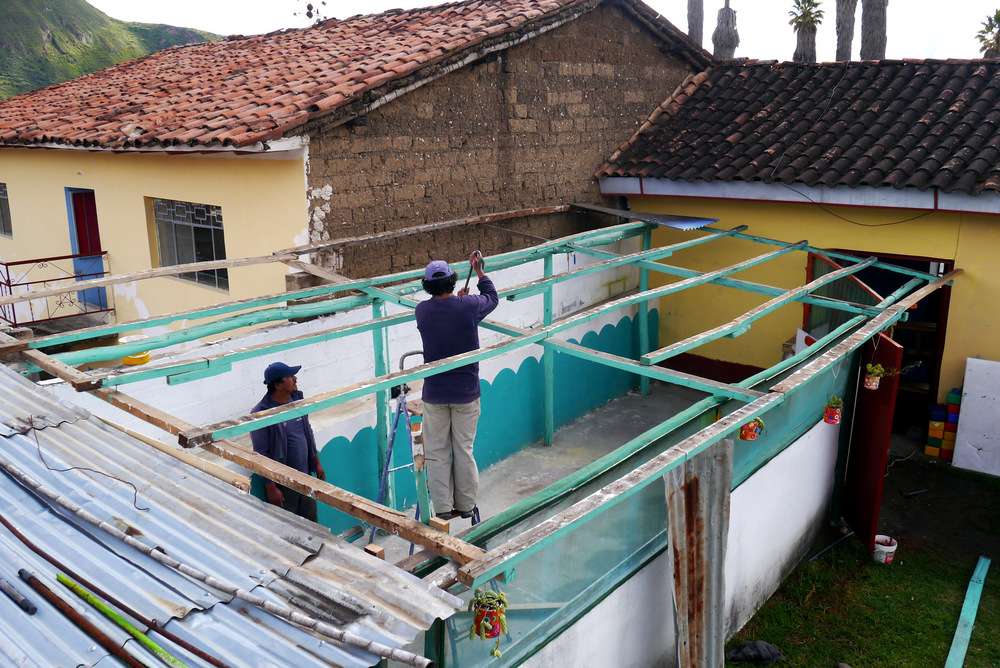New Roof & Upgrade Classroom for Children With Special Needs