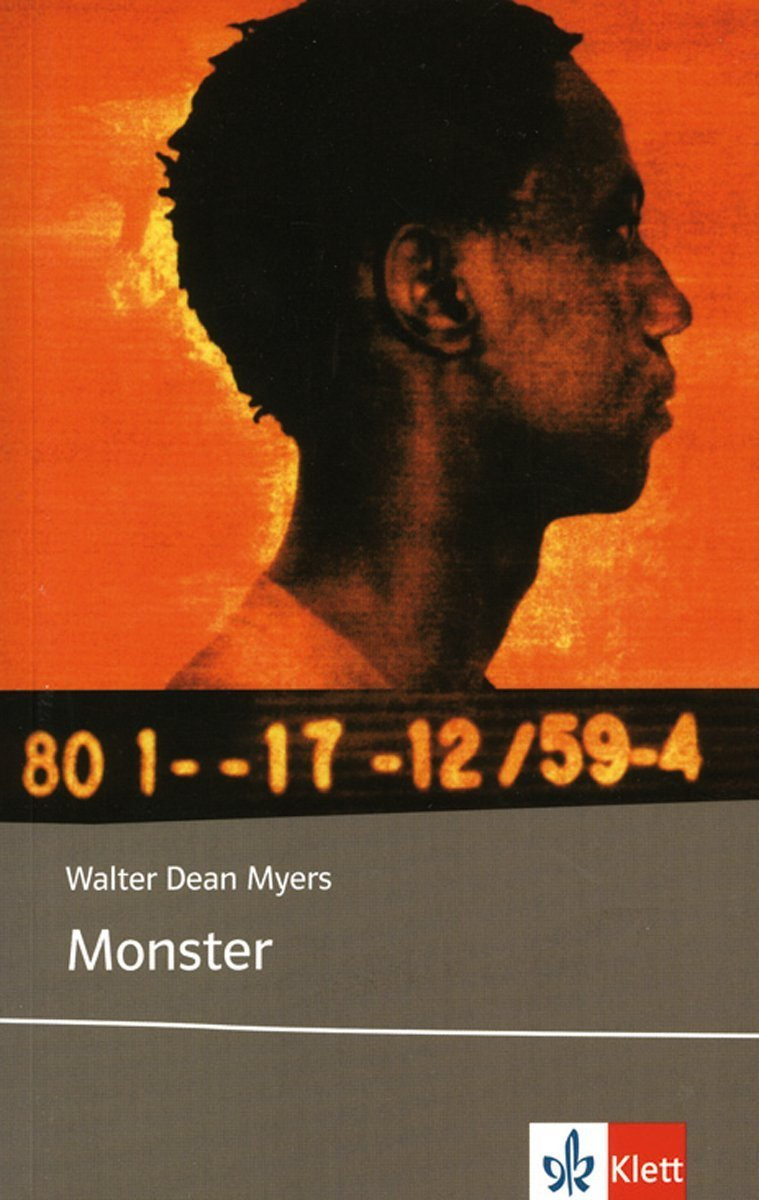 monster book steve harmon