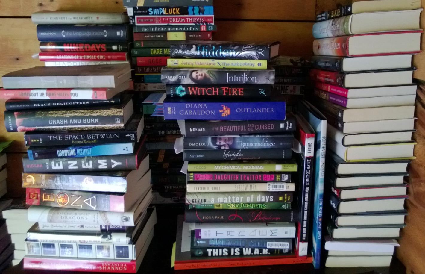 MASTER LIST: Book Recommendation Engines  — bookshelves of doom