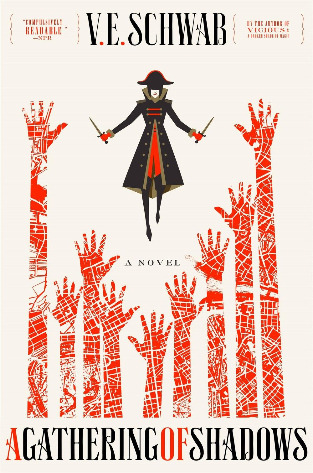 A Gathering of Shadows, by V.E. Schwab