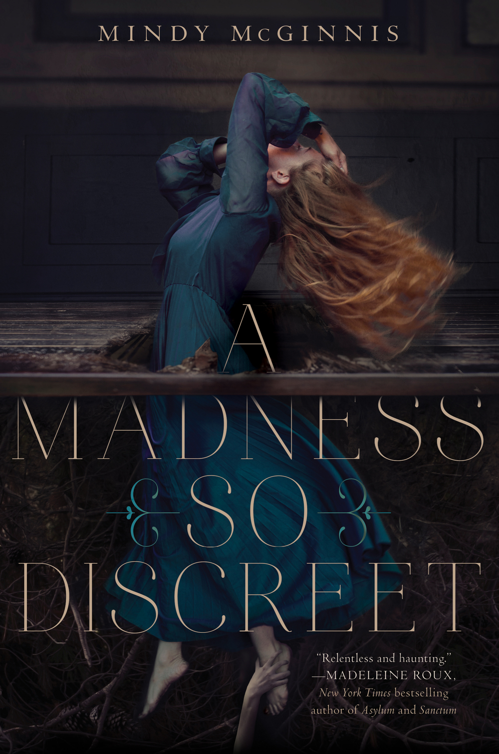 A Madness So Discreet, by Mindy McGinnis