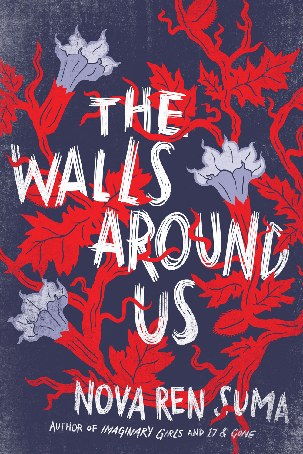 The Walls Around Us, by Nova Ren Suma