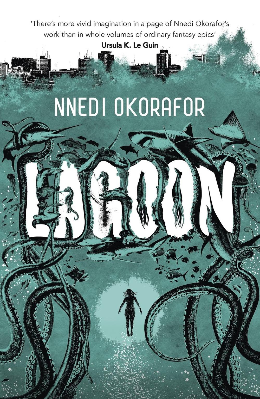 Lagoon, by Nnedi Okorafor