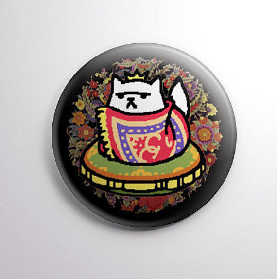 Neko Atsume Xerxes button