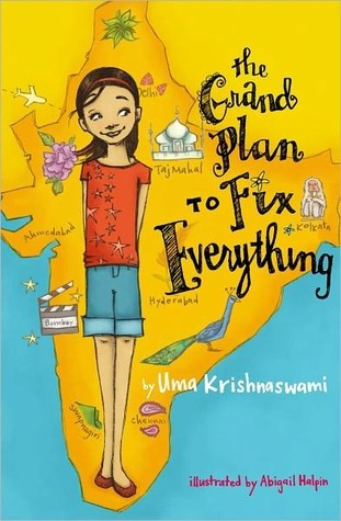The Grand Plan to Fix Everything , by Uma Krishnaswami