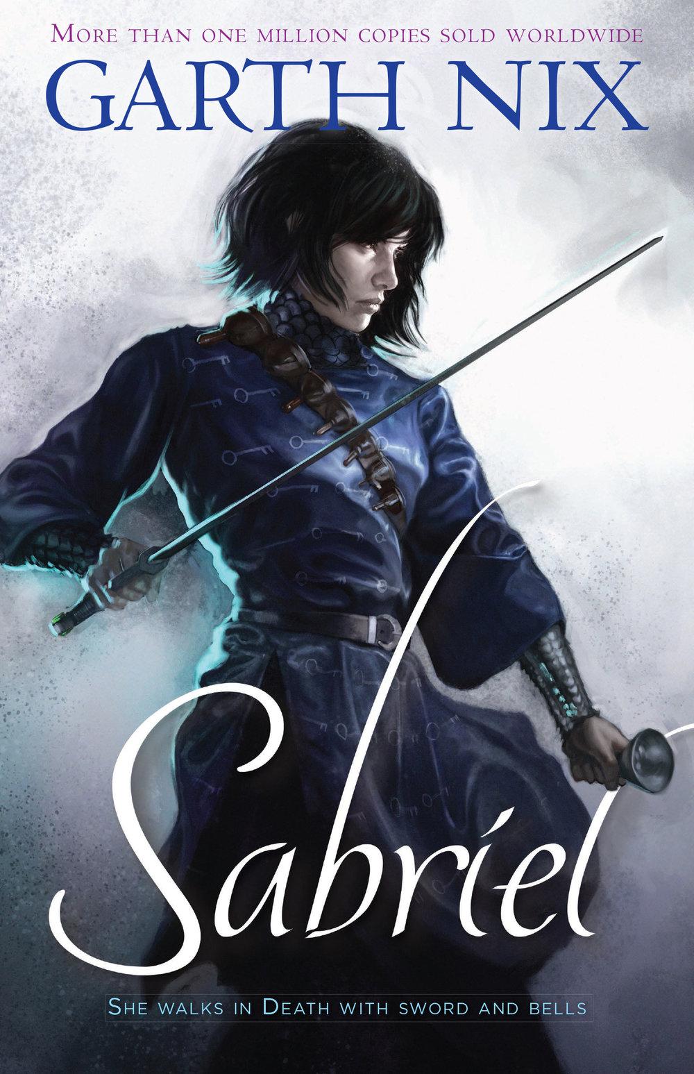 Sabriel, by Garth Nix