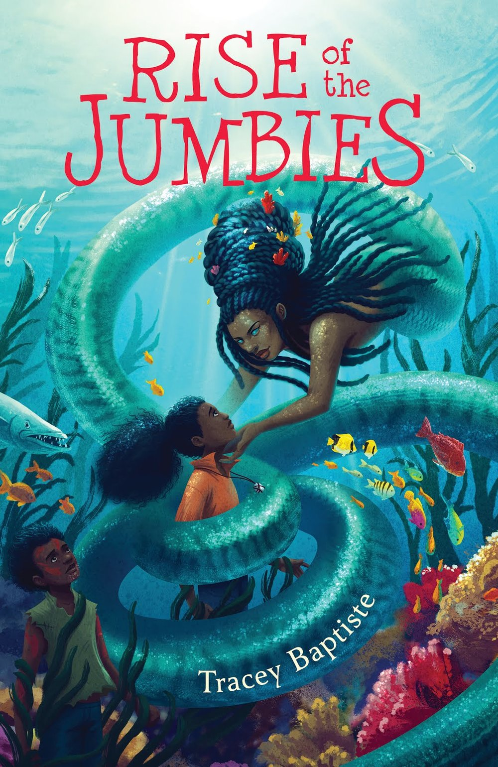 Rise of the Jumbies, by Tracey Baptiste