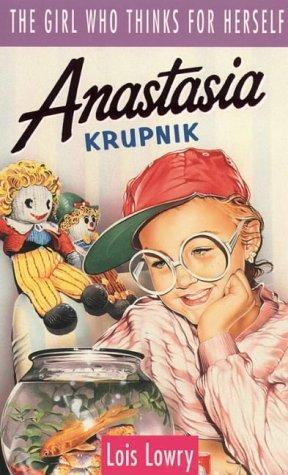 WHAT NO GAH Anastasia Krupnik paperback