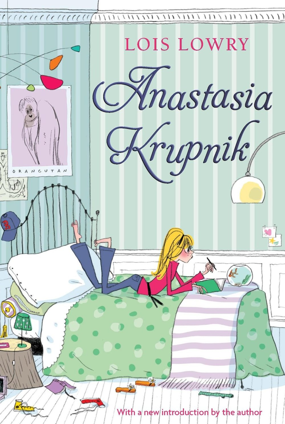 THIS IS NOT A YA NOVEL Anastasia Krupnik paperback