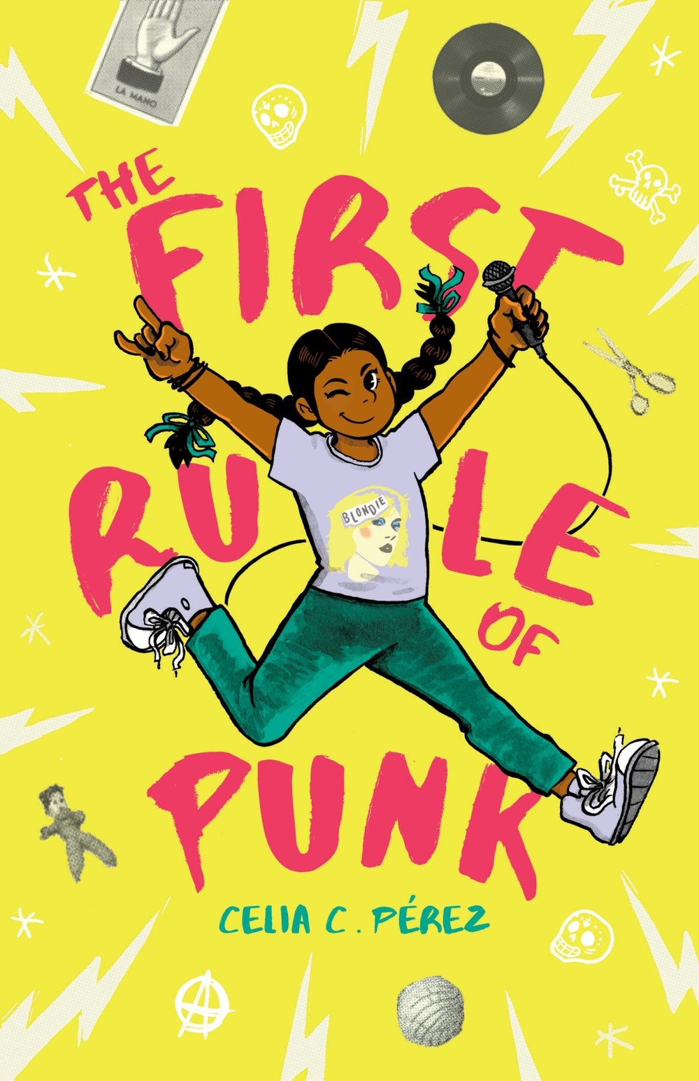 The First Rule of Punk, by Celia C. Pérez