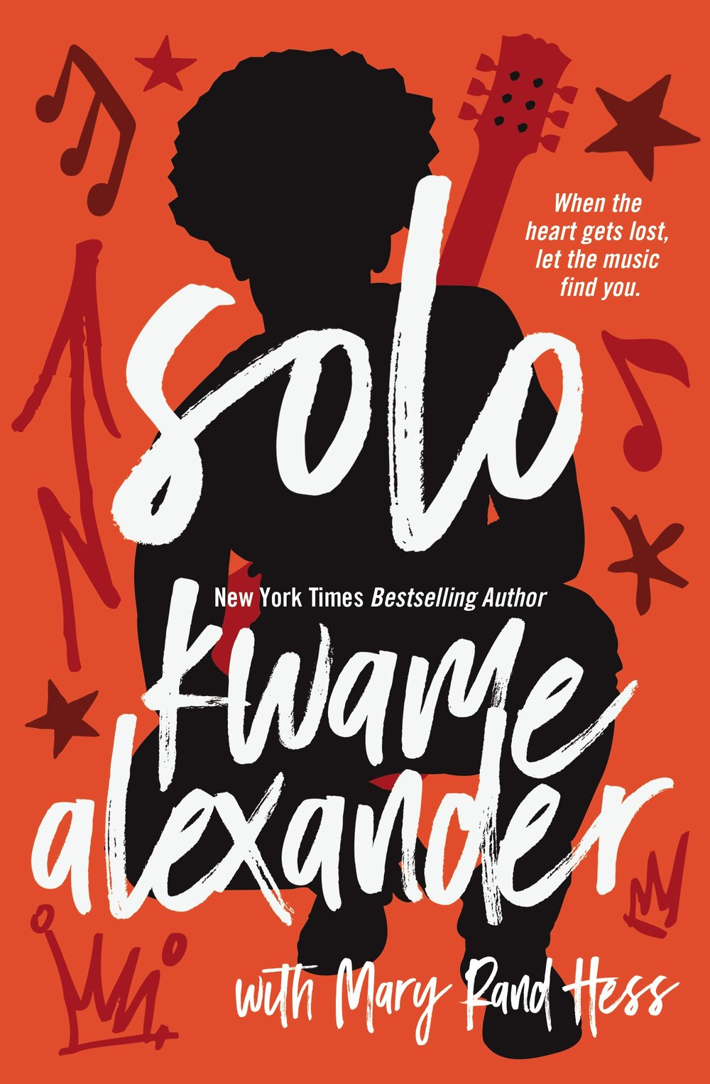 Solo, by Kwame Alexander with Mary Rand Hess
