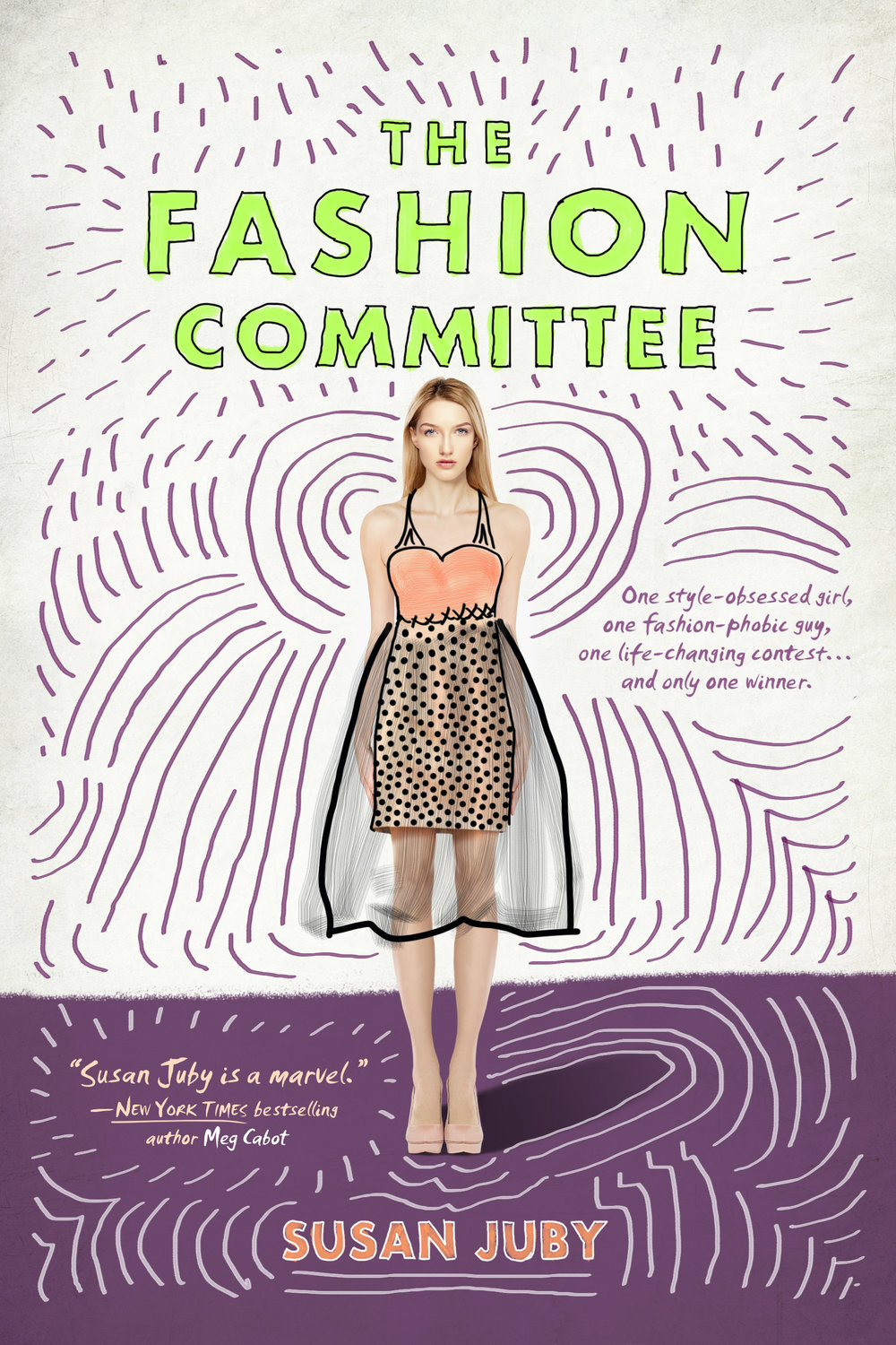 The Fashion Committee, by Susan Juby