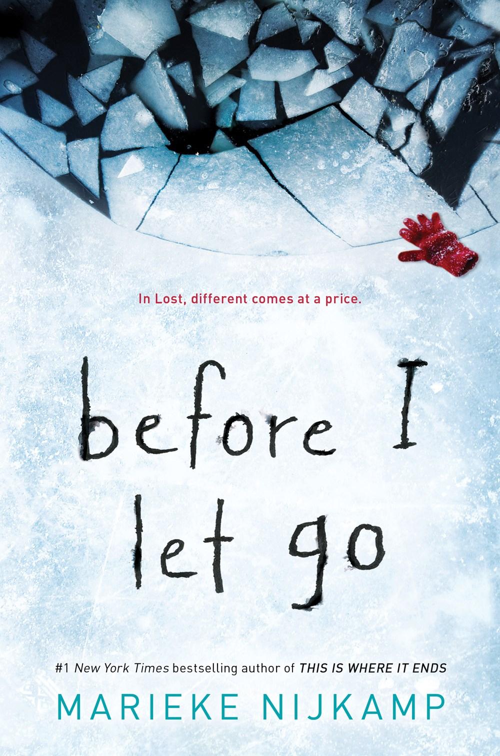 Before I Let Go, by Marieke Nijkamp