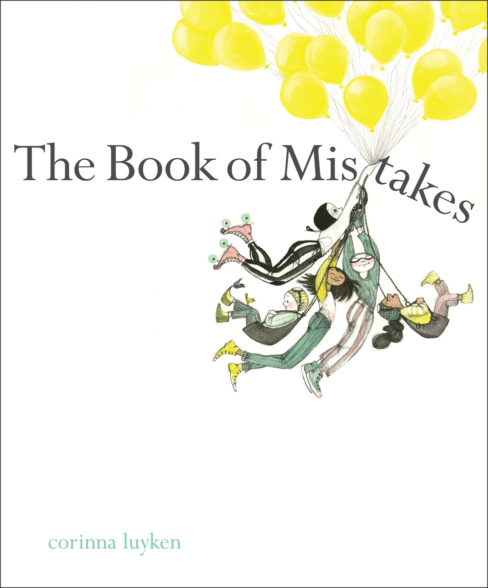 The Book of Mistakes, by Corinna Luyken