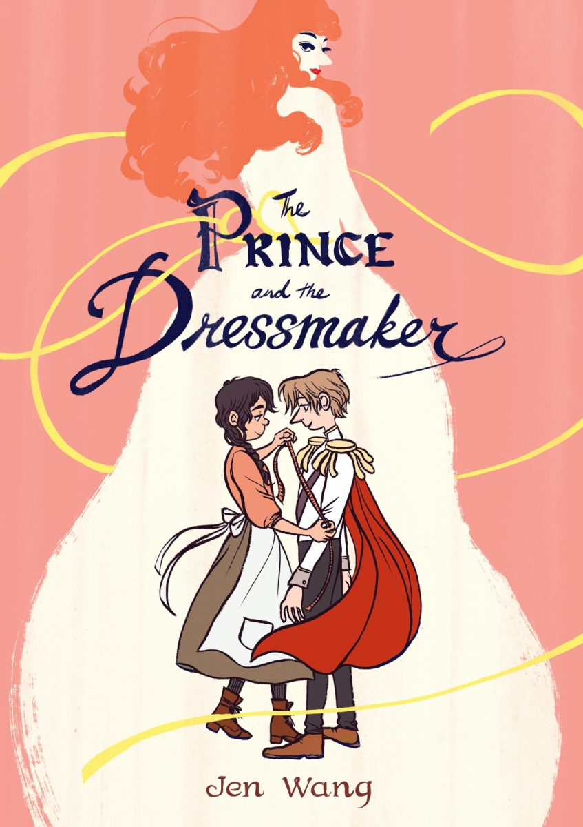 The Prince and the Dressmaker , by Jen Wang