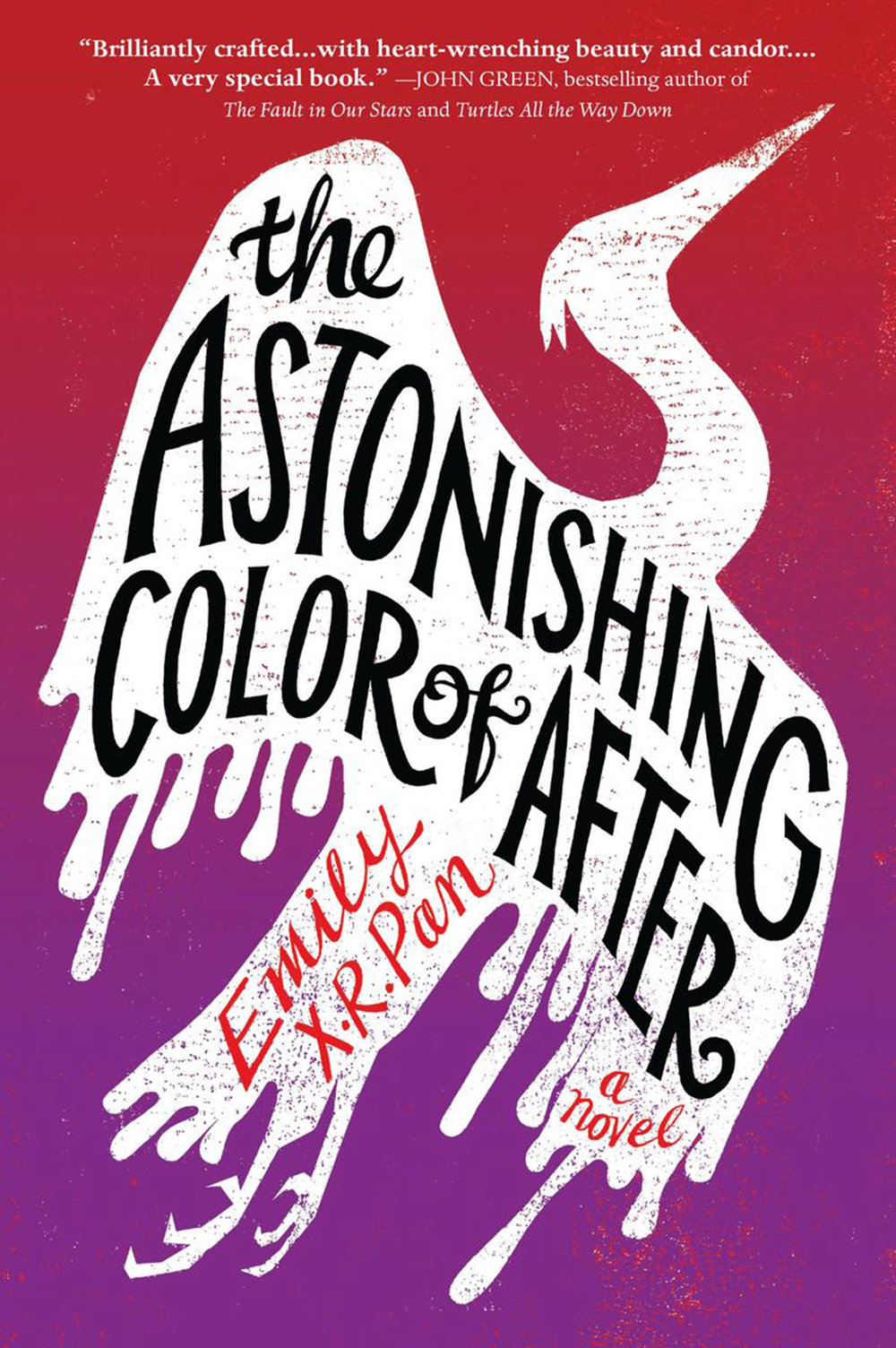 The Astonishing Color of After , by Emily X.R. Pan