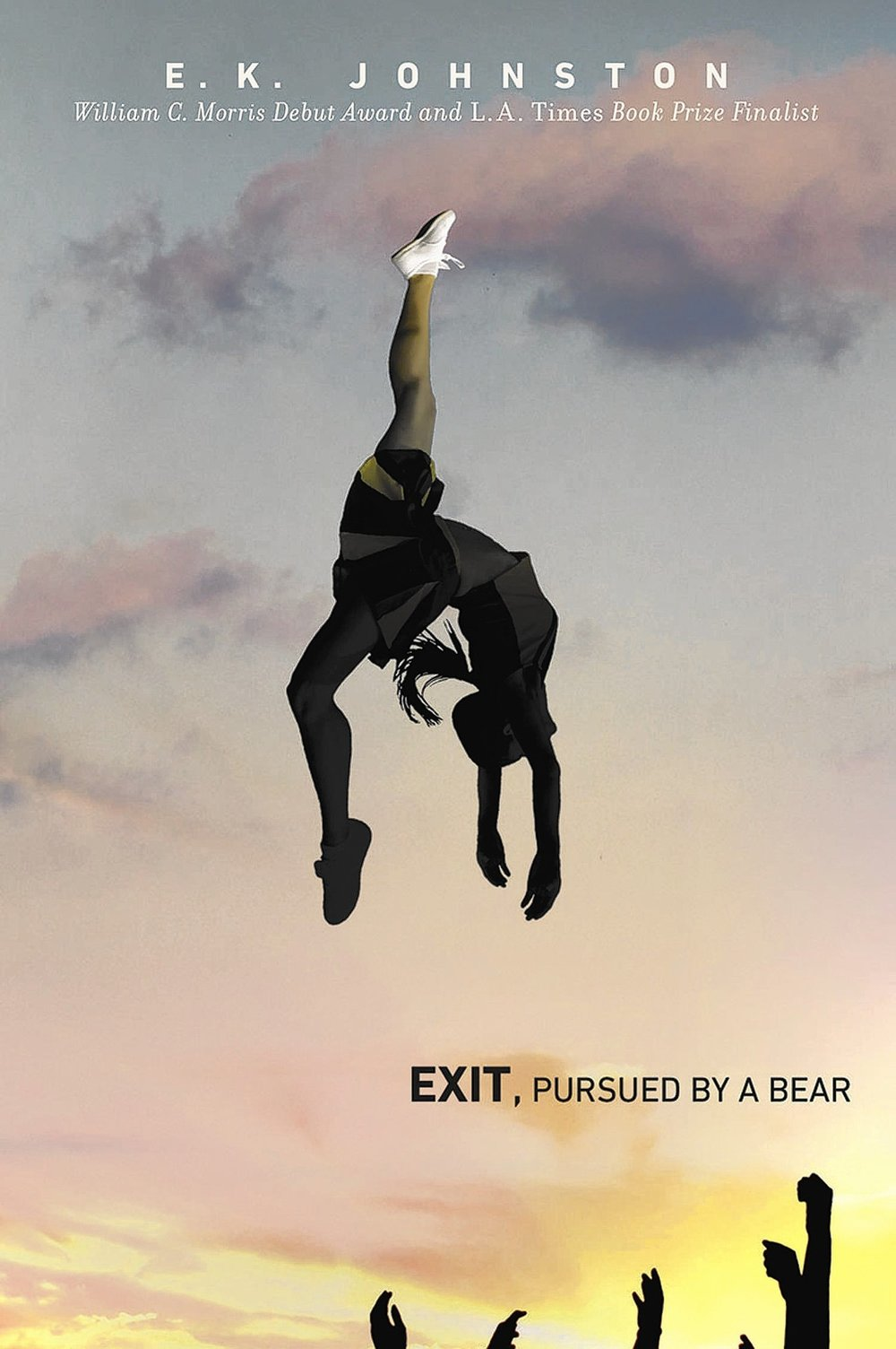 Exit, Pursued by a Bear , by E.K. Johnston