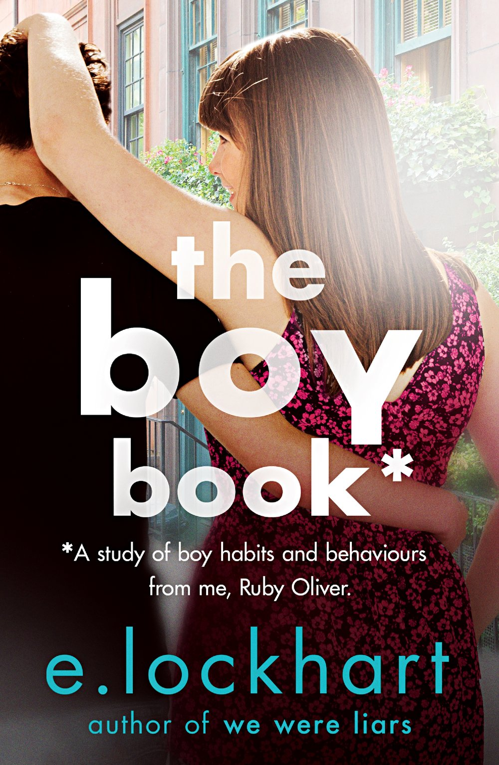 The Boy Book , by E. Lockhart