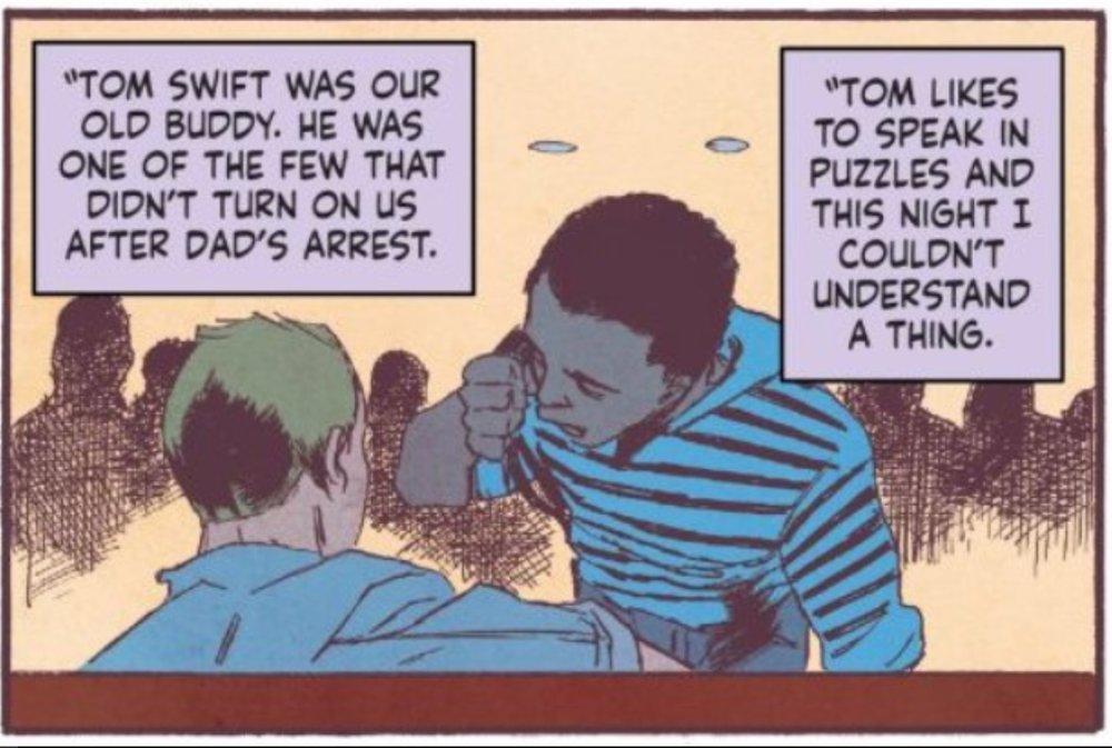 Tom Swift!