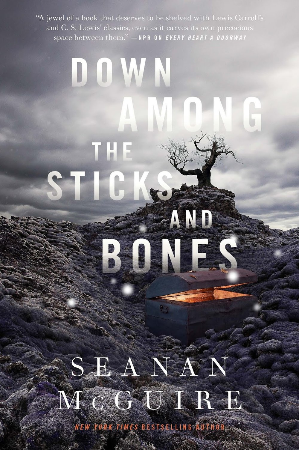 Down Among the Sticks and Bones , by Seanan McGuire