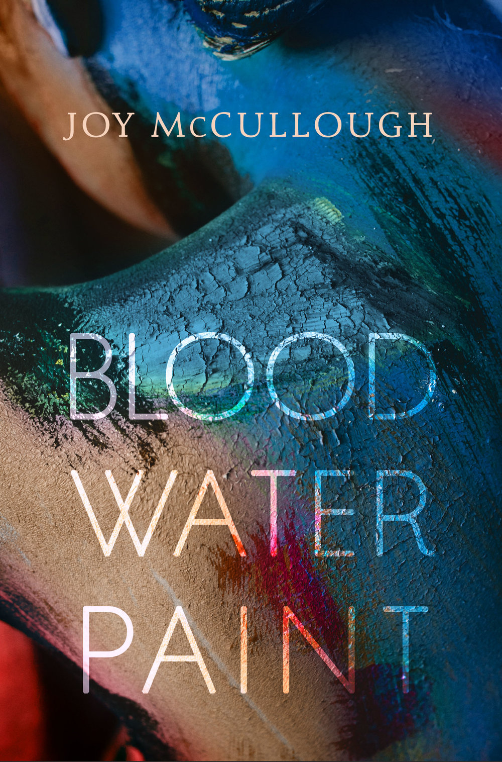Blood Water Paint , by Joy McCullough