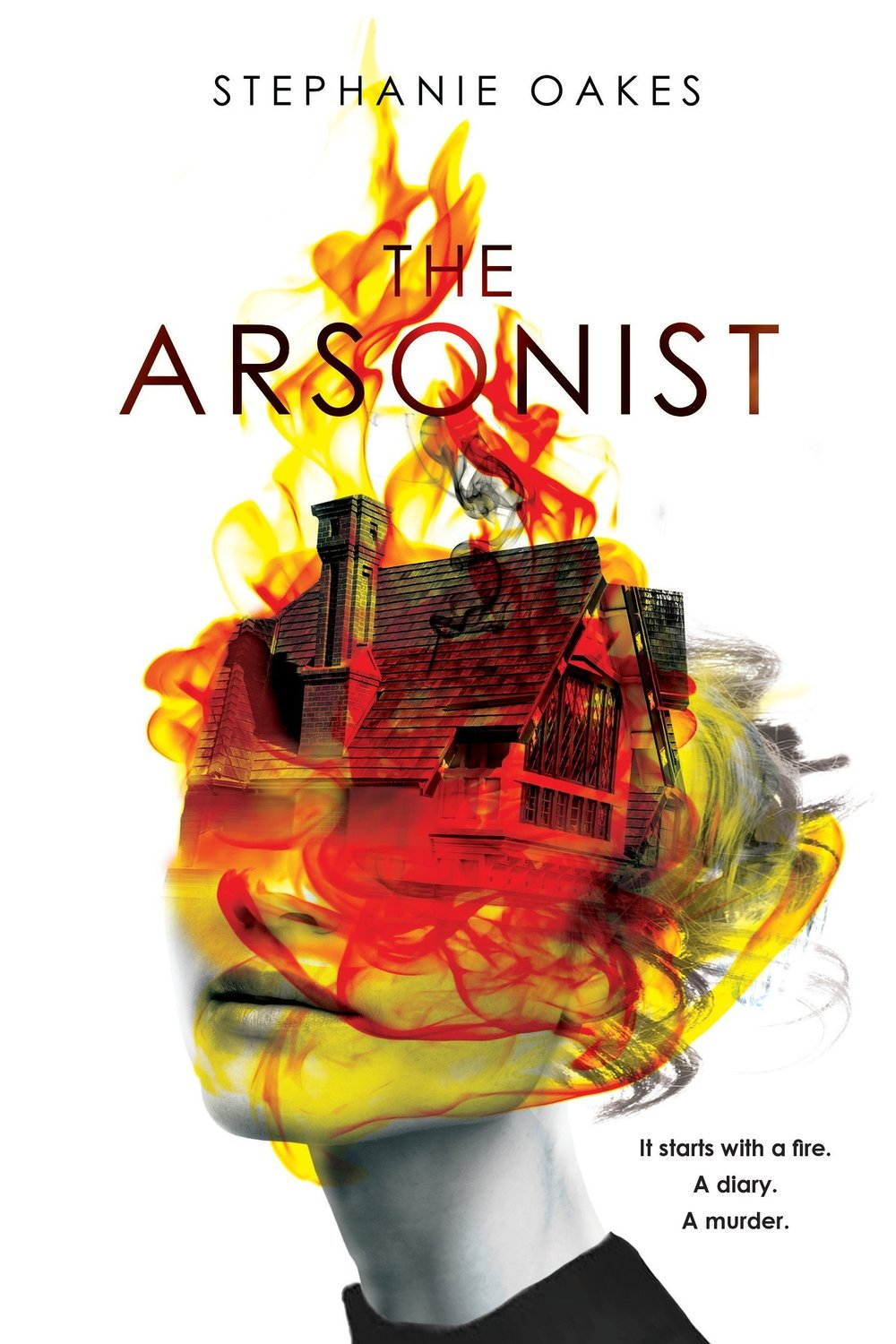 The Arsonist , by Stephanie Oakes