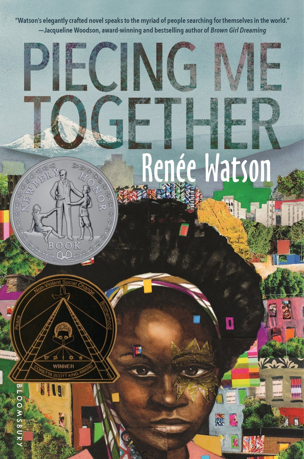 Piecing Me Together , by Renée Watson