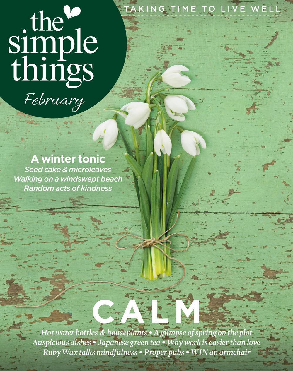 Calm Feb16