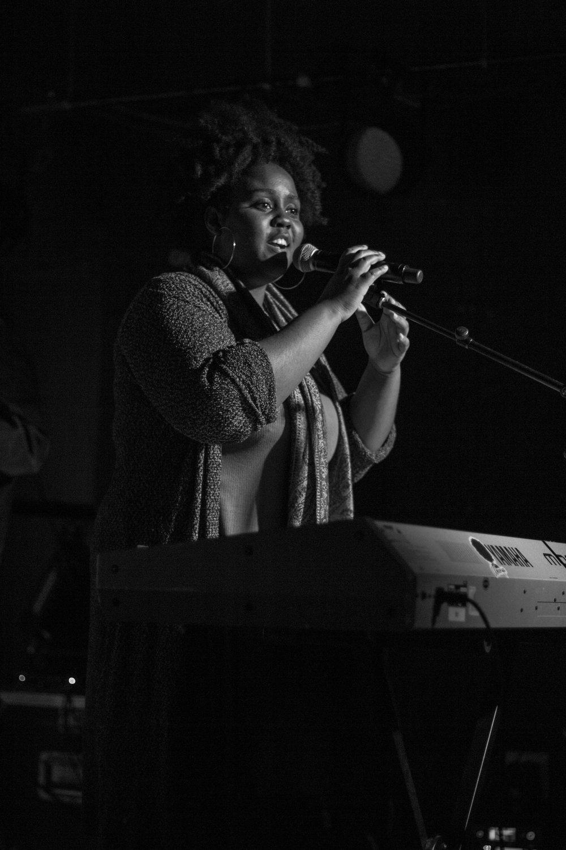 U Street Music Hall  Washington D.C.  Feb 28, 2017    Photo by Sabrina Holder