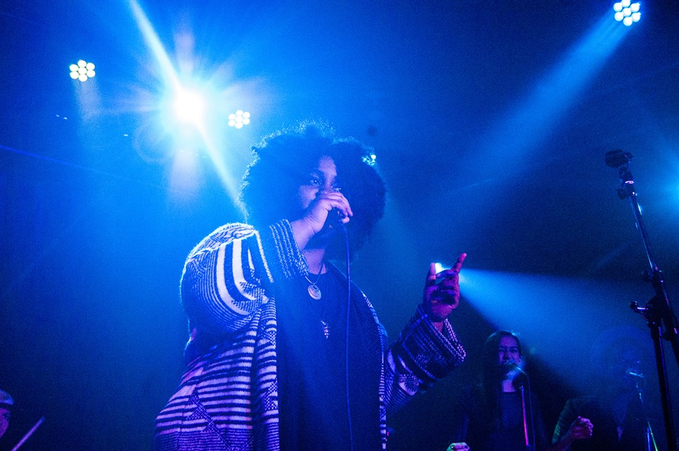 Double Door  Chicago, IL  Feb 3, 2016    Photo by Kaina Castillo