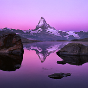 Alpine Dawn - Matterhorn, Switzerland