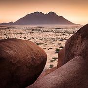 namibian boulders