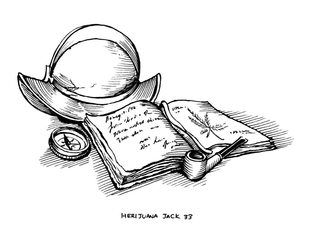 Herijuana Jack 33