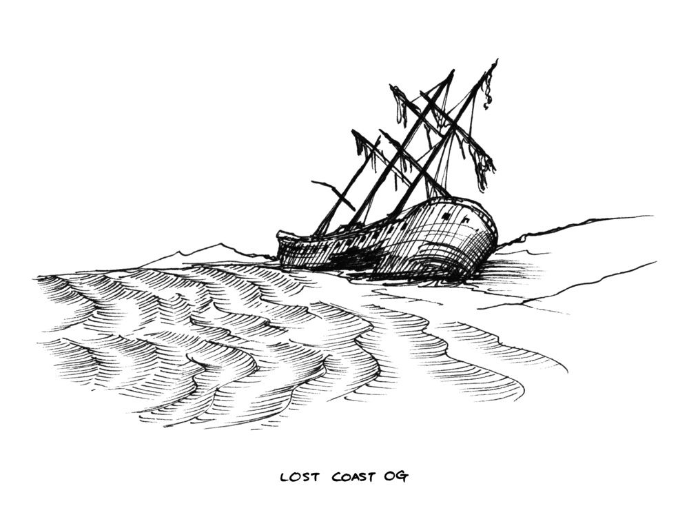 Lost Coast OG