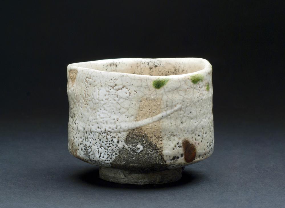 Akira Satake    Chawan  , 2012 Stoneware 3.75 x 4.75 inches / 9.5 x 12.1 cm / ASa 26