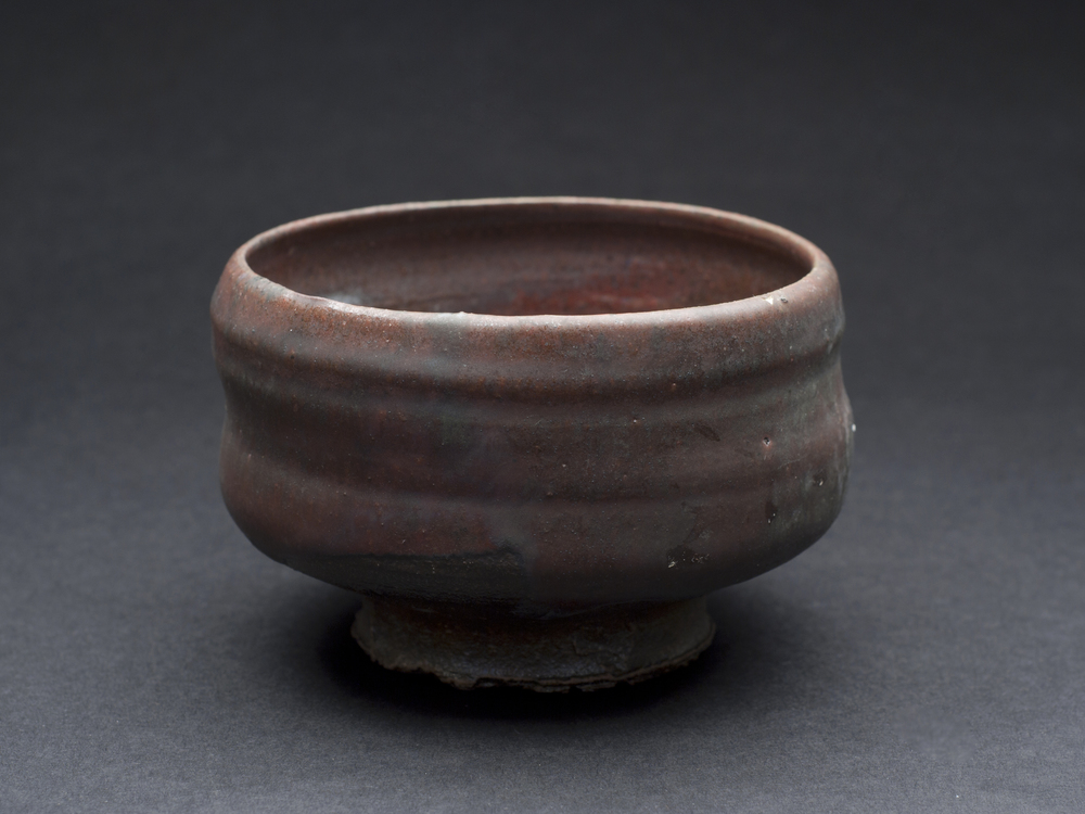Paul Fryman    Cup  , 2012 Woodfired 2.75 x 4.5 inches 7 x 11.4 cm PDr 10
