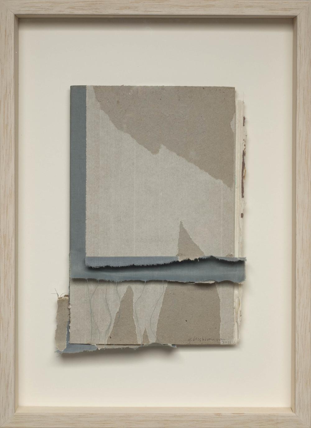 Yohei Nishimura    Untitled  , 2012 Book cover 9.5 x 6.5 inches / 24.1 x 16.5 cm / YN 147