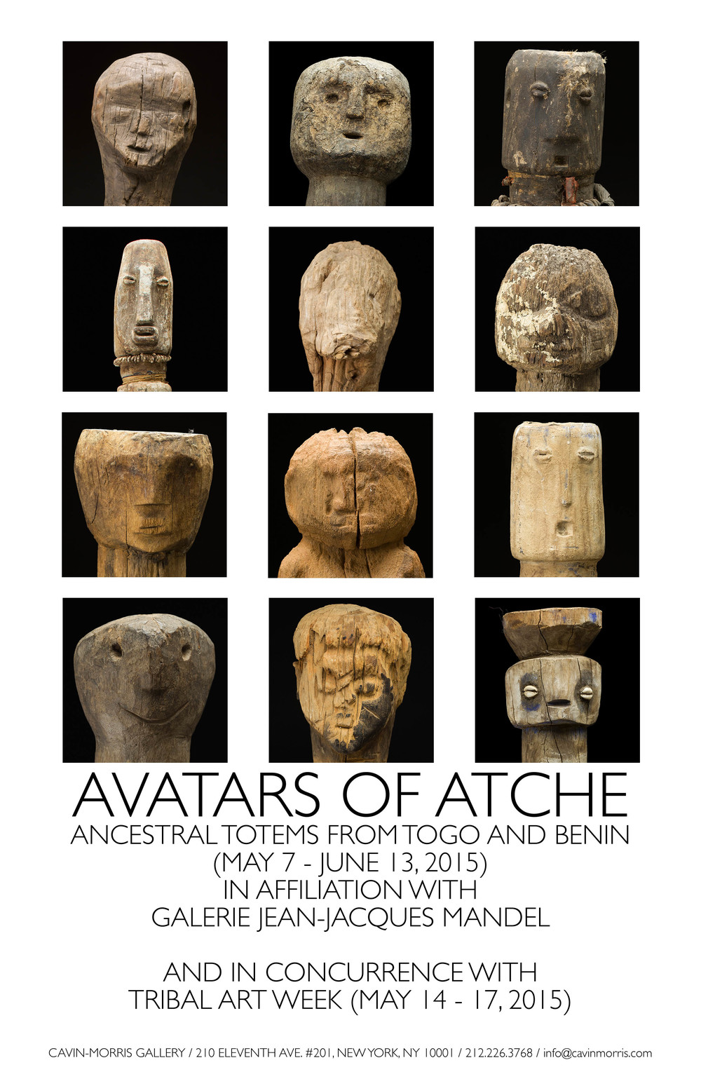 Tribal art week and Avatars of Atche.jpg