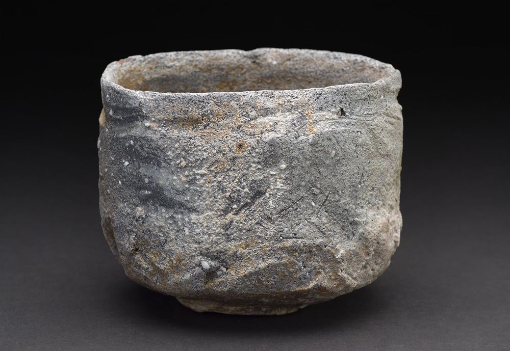 Mitch Iburg    Chawan  , 2015 Ceramic 5 x 5 x 5 inches 12.7 x 12.7 x 12.7 cm MIb 6