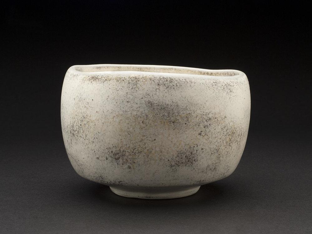 Aki Katayama Chawan, 2012 Ceramic 3.19 x 4.25 x 4.49 inches 8.1 x 10.8 x 11.4 cm AKi 7